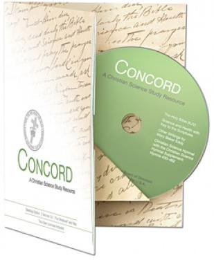 Concord Bible Study