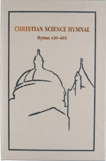 Christian Science Hymnal - new