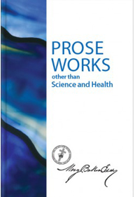 Prose Works Mary Baker Eddy